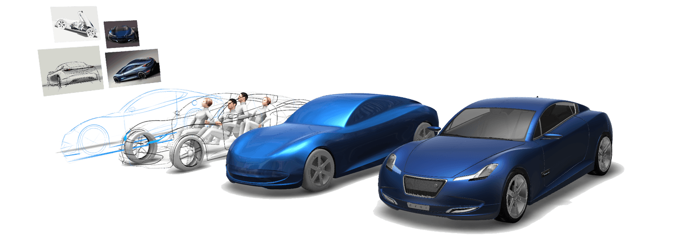 All new - CATIA V6