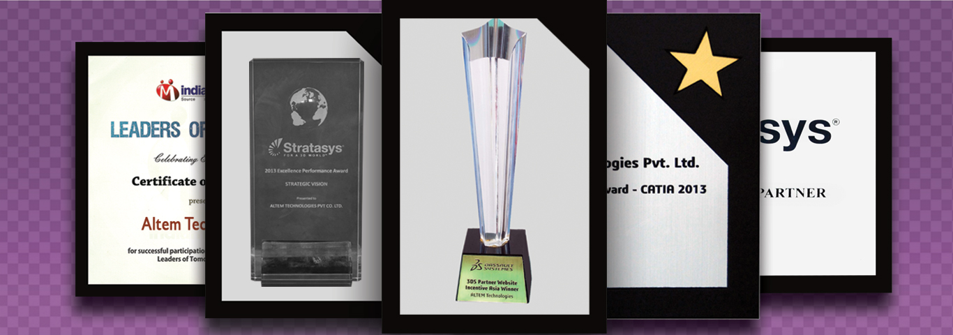 Best website award among Daasult Systemes partners in Asia