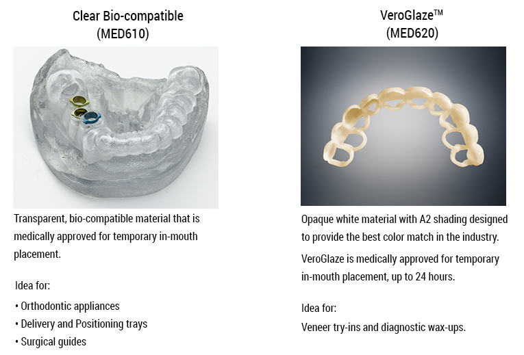 clear biocompatible