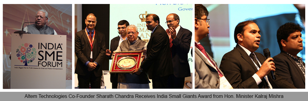 India Small Giants Award
